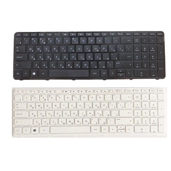Russische neue Laptop-Tastatur für PK1314D3A05 SG-59830-XAA SG-59820-XAA 719853-251 708168-251 749658-251 RU mit Rahmen