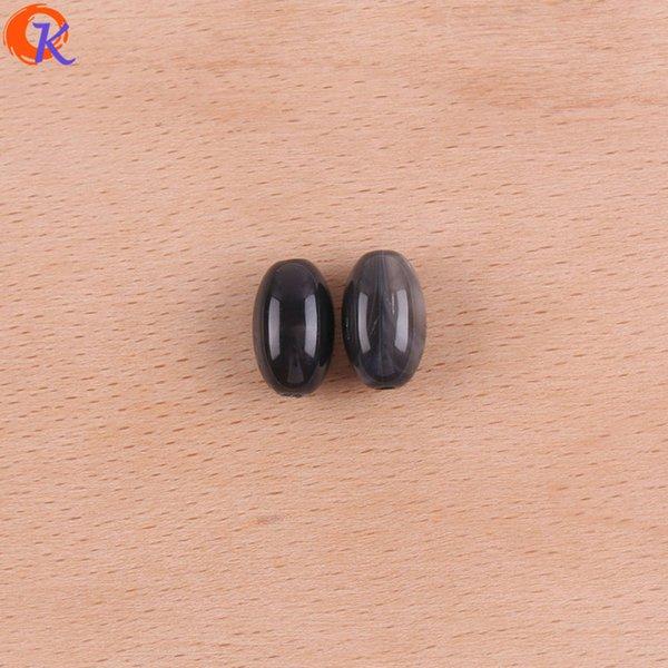 Color:Black&Item Diameter:8x14MM 200PCS