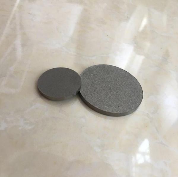 0.5 um - 300 Microns Nickel Titanium 316L Stainless Steel Porous Sintered Plates Titanium Sintering micro-porous filter on sale