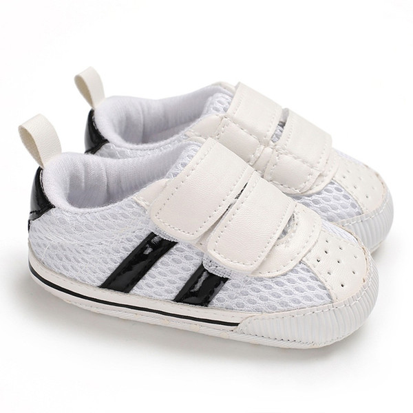 b8602dfd244f0 ARLONEET 2019 Newborn Baby Girls Boys Mesh Sport Breathable First Walker  Soft Sole Shoes Lovely Toddler
