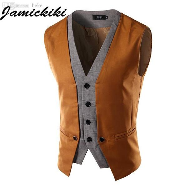 High Quality Men's Suit Vests New Fashion Men's Leisure Clothing Suit for Wedding Banquet Gentleman Wear Men Casual Outwear