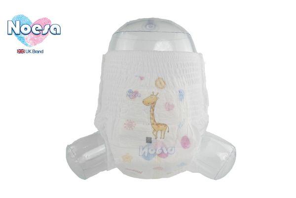 NOESA-Baby Training Pants Infant panties Pull ups Nappies Baby Waterproof Potty Training panties Size XXXL(>17KG),46Count/Pack
