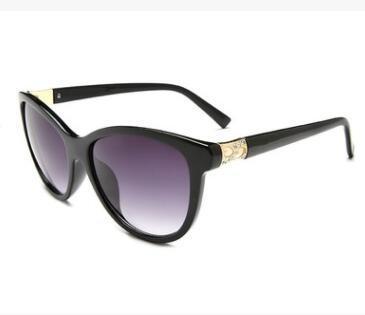 Mode frauen sonnenbrille uv-schutz brille klassische sonnenbrille cat eye sonnenbrille