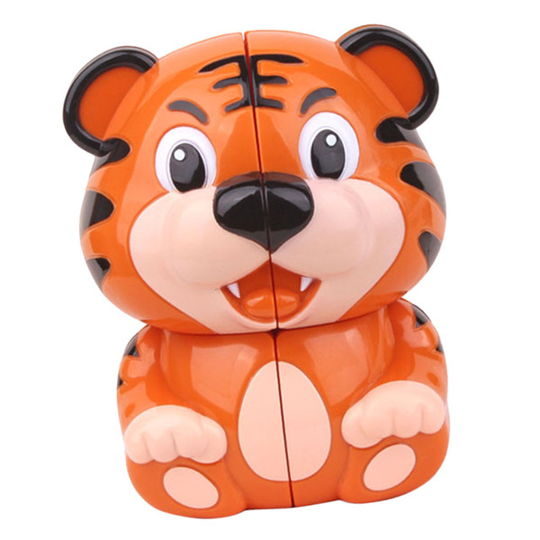 best selling Tiger 2x2x2 Speed Cube Puzzle Toy