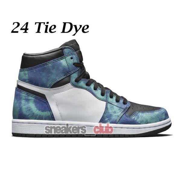 24 Tie Dye
