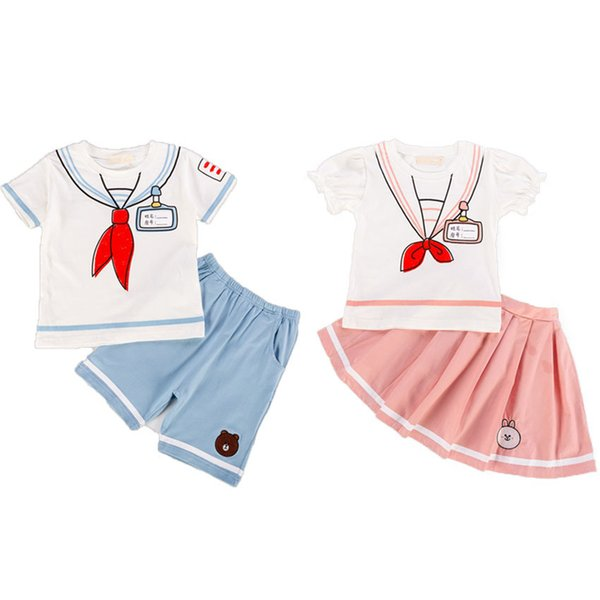 Compre Jardim De Infancia Do Bebe Meninos Roupas Definir Uniforme