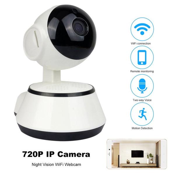 2019 Câmera IP Visão Noturna de Vigilância Em Dois Sentidos de Áudio Sem Fio de Vídeo CCTV Camera Baby Monitor Sistema de Segurança Em Casa Night Vision Motion
