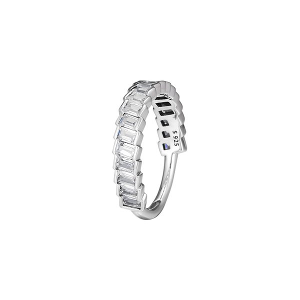 2018 Winter 925 Sterling Silver Rings Glacial Beauty Ring Original Fashion Engagement wedding Rings DIY Charms Jewelry For women