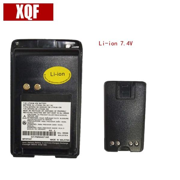 1600mAh! Bateria Li-on de 7.4V para Rádio MOTOROLA Mag One BPR40 A8