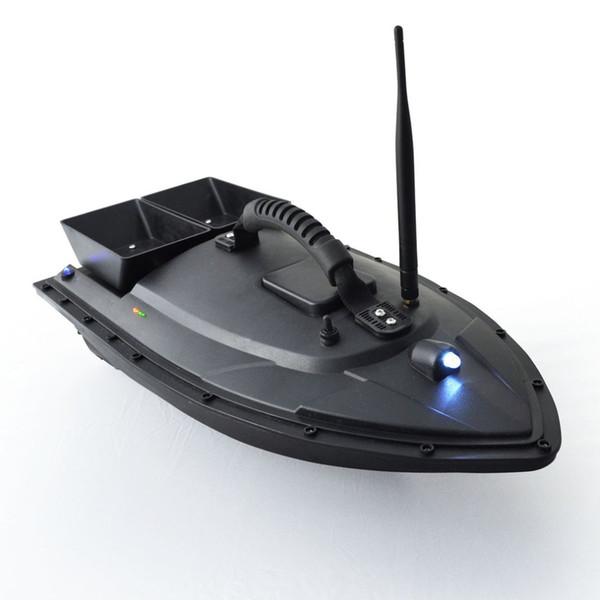 Smart Fishing Bait Boat 500m Telecomando Fishfinder Boat 1.5kg Caricamento Motoscafo per nave RC con doppio motore Caldo