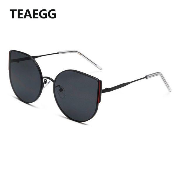 2019 Newest Vintage Brand Designer Fashion Mirror Sunglasses For Women Metal Reflective flat lens Sun Glasses Female Sunglasses