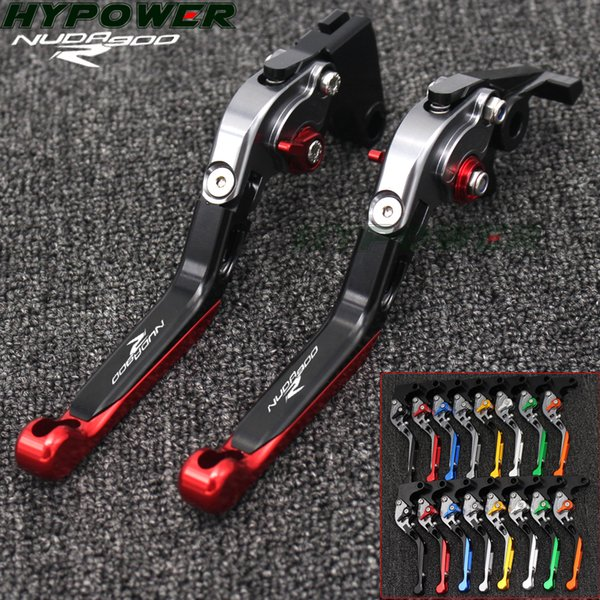 best selling FOR HUSQVARNA Nuda 900 R NUDA900R 2011-2013 High quality CNC Motorcycle Accessories Adjustable Folding Extendable Brake Clutch
