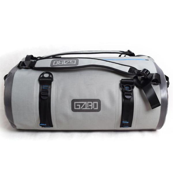 GZLBO 40L 60L 90L TPU Large Capacity Airtight Storm Gray travel bag Waterproof Dive bag Submersible Duffel