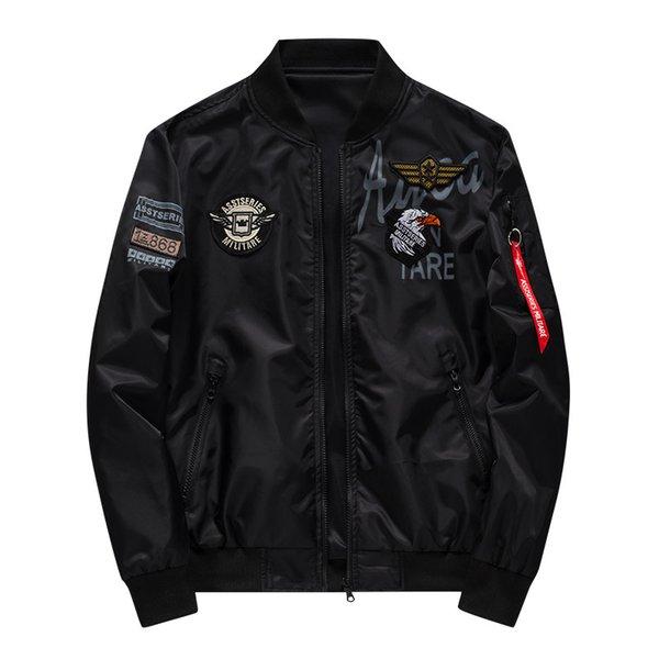 Yeni mağaza büyük promosyon! Moda çift ceket her iki tarafında Sınır ötesi ceket giymek rahat Avrupa ve Amerikan gençlik artı boyutu
