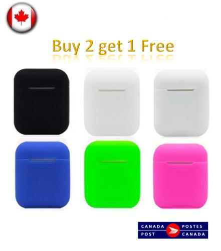 Apple Airpods Case Cover Silicone Protective Skin For Apple Airpod pro Charging Case