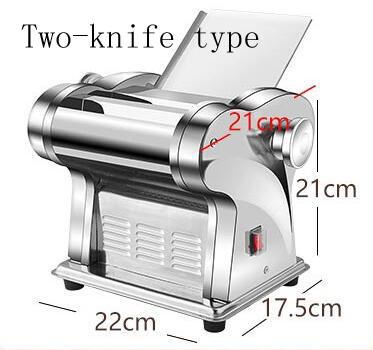 Тип с двумя ножами