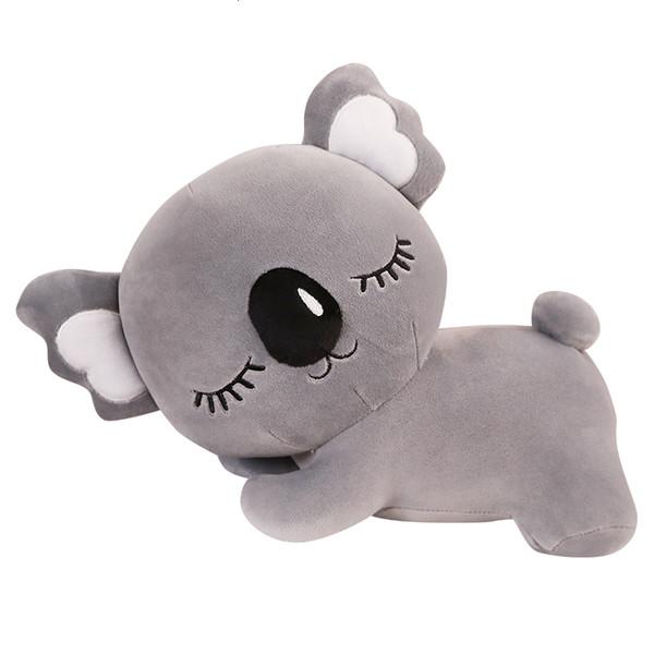 35cm/50cm/60cm/75cm New Arrival Super Cute Sleeping Koala Bear Plush Toys Birthday Christmas Gift For Girlfriend T191019