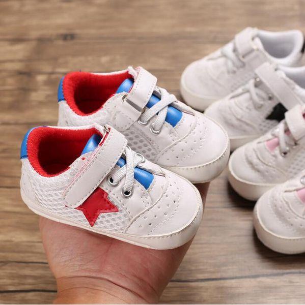 Wholesale autumn Soft bottom mesh breathable baby shoes,children casual toddler shoes infant floor sports shoes.12pairs/24pcs.SX