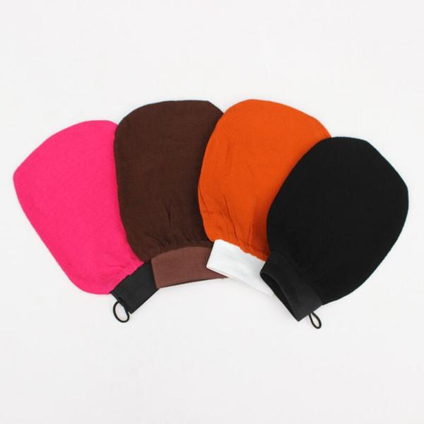 gants de bain marocains lavage des gants exfoliants hammam gommage mitaine magique gant exfoliante à l'enlèvement tan mitaine LX8346