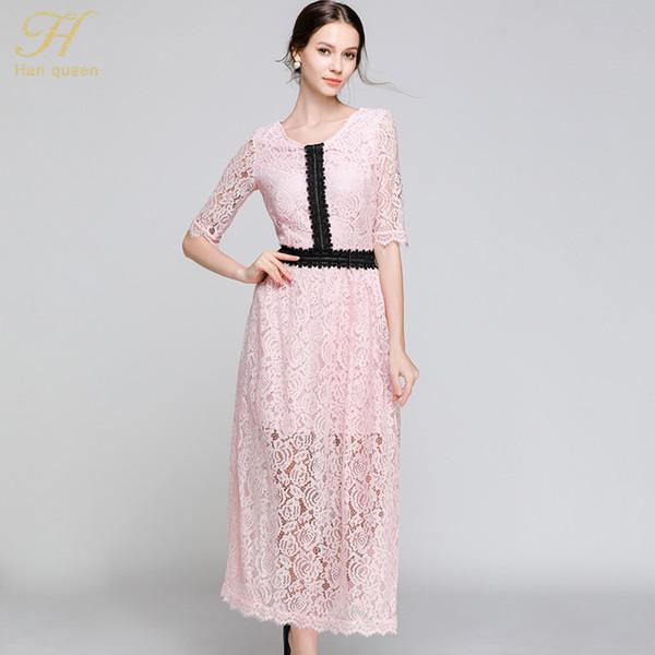Vestidos largos mujer h&m