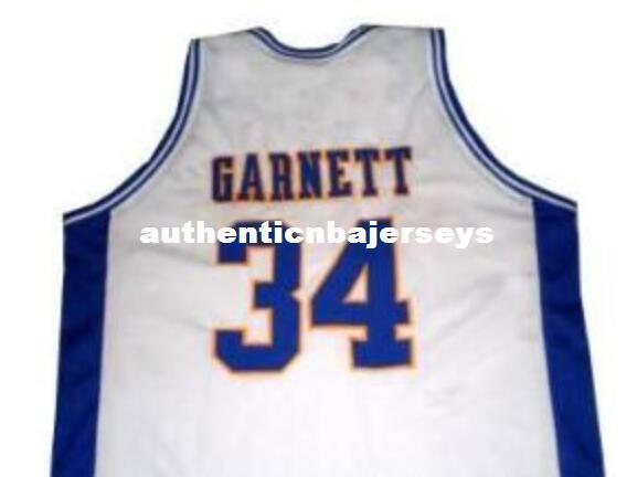 Ücretsiz Kargo # 34 Kevin Garnett Forması, Jersey Garnett Gerileme Yüksek kaliteli nakış Formaları