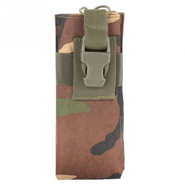 Outdoor Sports Jagd Military Tactic Airsoft Paintball Molle System Radio Wasserflasche Kantine Tasche # 751913