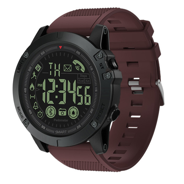 PR1 smart Watch Men's Waterproof Sport Watches High quality Barometer Altimeter Thermometer Pedometer Monitoring smartwatch
