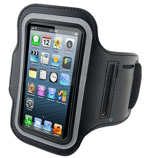 Waterproof Sports Running Case Workout Holder Pounch For Iphone 5 5g Cell Phone Arm Bag Band Gym C19041301