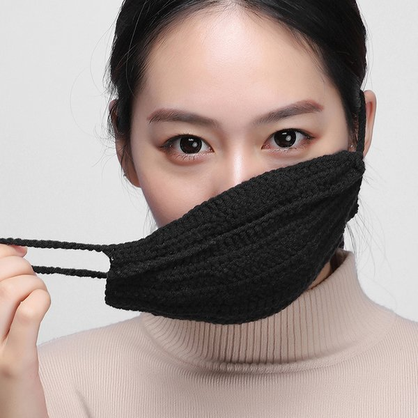 Nuova mano Big tessuto mascherina del naso naso caldo maschera nasale