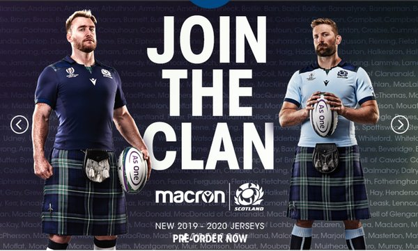 best selling 2019 World Cup Scotland Home rugby Jerseys national team Rugby League shirt jersey shirts s-5xl