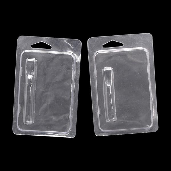 Emballage fait sur commande pour la conception OEM de cartouches de vapes à huile épaisses Personnalisez le paquet de blister de boîte-cadeau en papier pour les atomiseurs de cigarette électronique