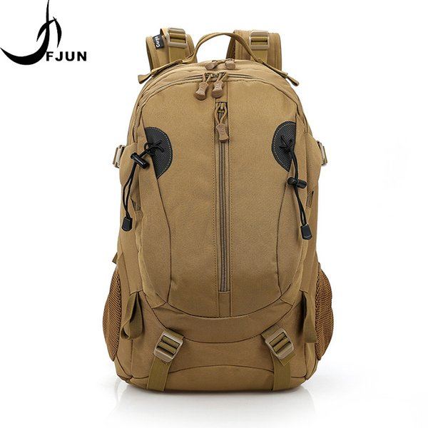 Nylon Waterproof Molle Camouflage Tactical Backpack Camping Hiking Climbing Outdoor Sport Bag For Men Women DG13