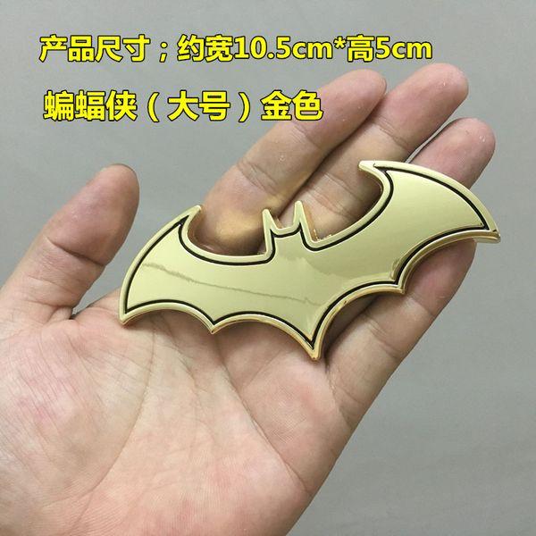 Big Bat-Golden