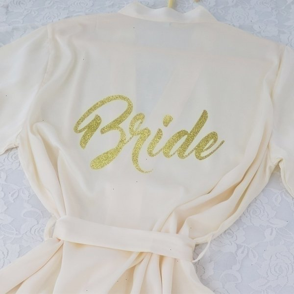 mariée beige