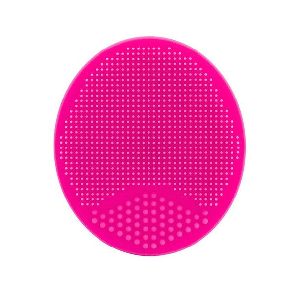 Silicone Beauty Wash Pad Face Exfoliating Blackhead Facial Cleansing Brush Tool Free shipping
