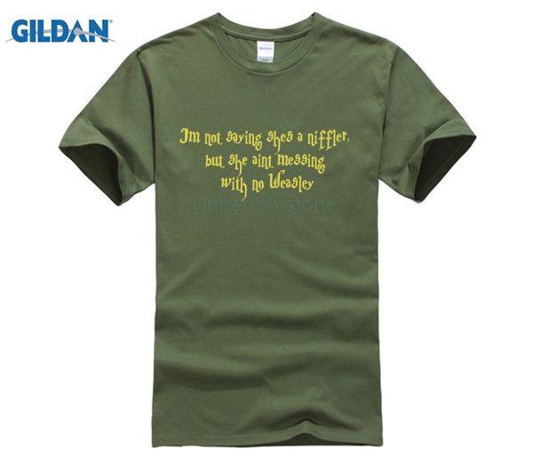 New Fashion T-Shirt New Brand Shirt High Quality Printed T-Shirt harry tee Niffler T-Shirt potter top