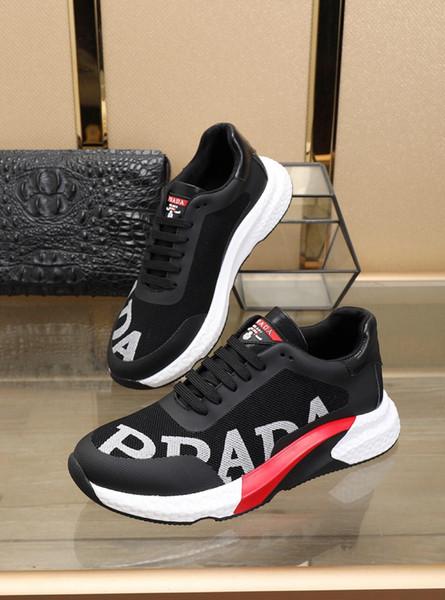 Sapatilhas masculinas de edição limitada de 2019 h alta qualidade moda casual sapatos baixos, um conjunto completo de entrega de caixa de sapato original, tamanho 38-45