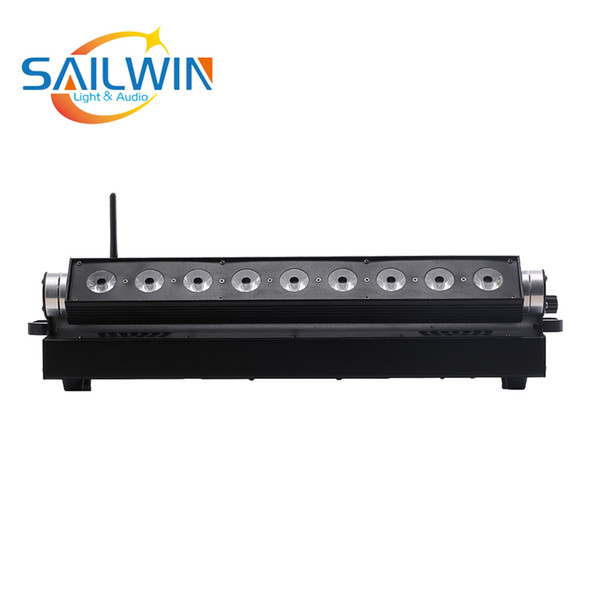 2019 9x18w Rgbaw Uv Wireless Dmx Battery Operated Led Light Bars 6 In1 Led Wall Washer From Sailwinlighting 160 81 Dhgate Com