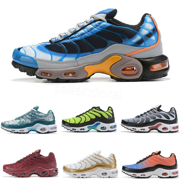 exclusive shoes uk store quality products Acheter Nike TN Plus Air Max Airmax Hommes Plus Tn Rainbow ...