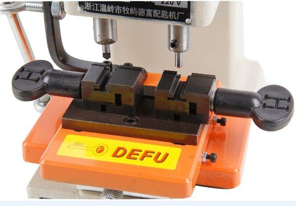 368A máquina de corte vertical 180W 110V y la máquina de corte herramienta de copia de cerrajería clave 220V