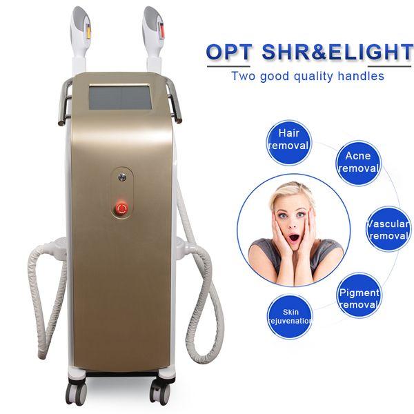 opt shr rapid hair removaL E-light Skin Rejuvenation Pigmentation Therapy 3000W Higher Power Professional SHR Machine
