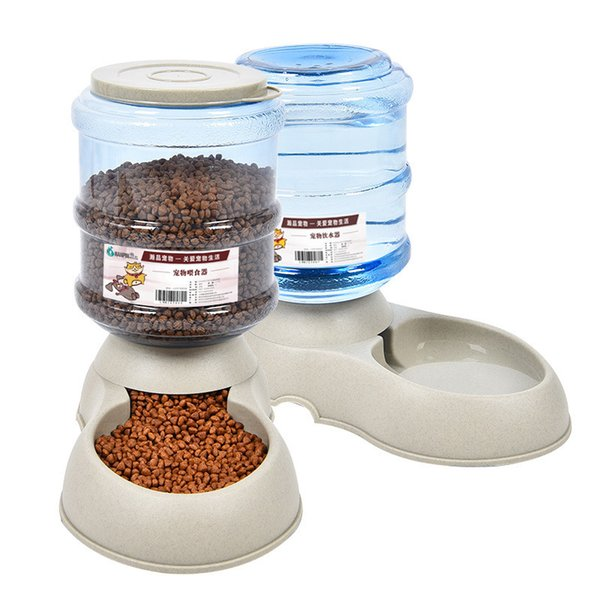 Cats And Dogs Eco Friendly Automatic Water Dispenser Feeder Colourful Plastic Water Bowl Pocket-Portable Dog Bowl 13 5bd k1