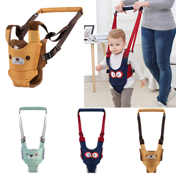 Baby Walker Helper Handheld Toddler Children Safe Walking Harness Belt Assistant