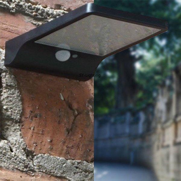 Açık ışık 36-led güneş motion aktif sensör su geçirmez güvenlik ampul lamba