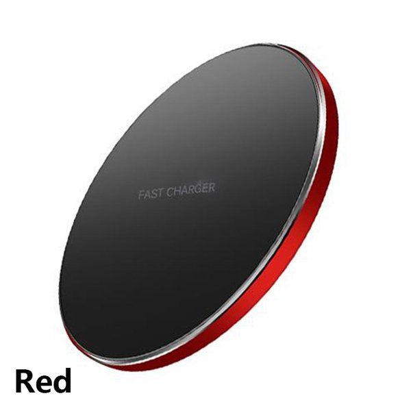 Red Wireless Charger