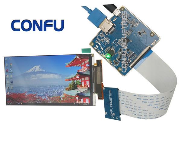 Конфу Hdmi к плате драйвера Mipi 2160 * 3840 5,5-дюймовый 4k ЖК-панель ЖК-экран для 3D-принтер Китай