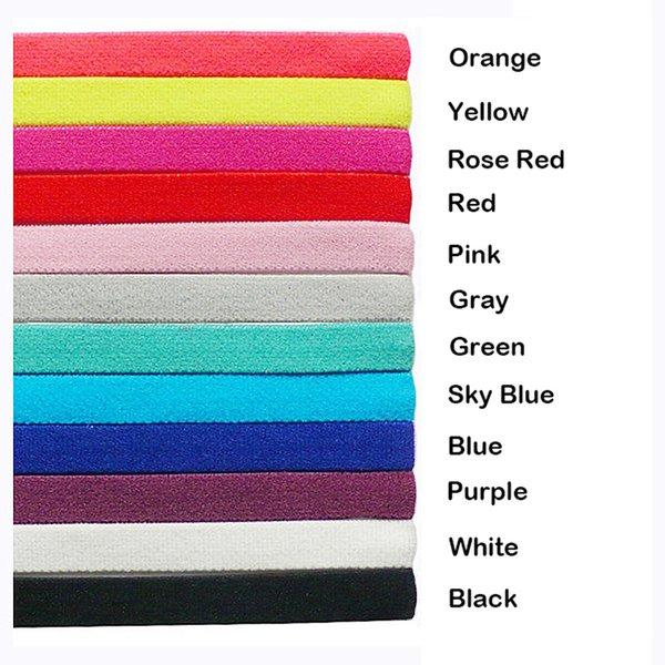 Подушка для потаных повязки для женщин и мужчин Нескользящая Йога Грибила для волос Эластичные подушки для футбола для футбола, Баскетбол, Футбол, Теннис и Гольф
