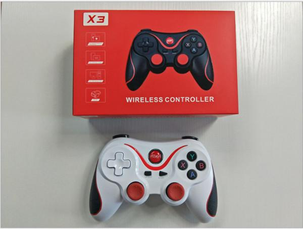 X3 Bluetooth game controller X3 mobile phone Bluetooth wireless game controller Support IOS/Android game controller