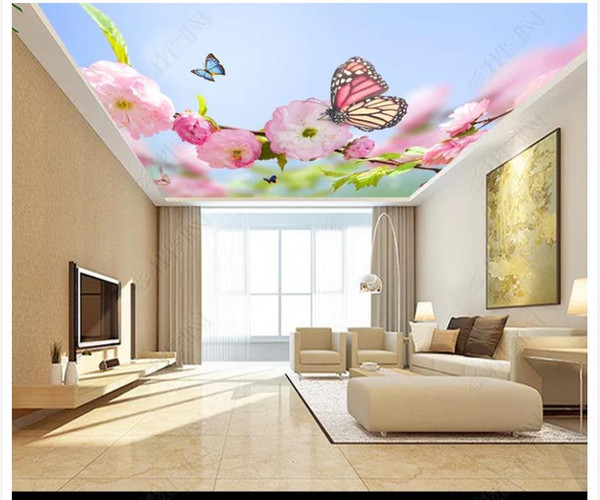 Acquista Personalizzato 3d Grande Zenith Murale Foto Sfondo Bella