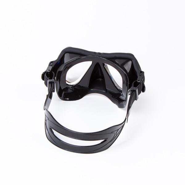 2018 High Quality silicone Swimming Masks goggle Professional tempered glass Scuba Mask Myopia Diving Masks Prescription lens